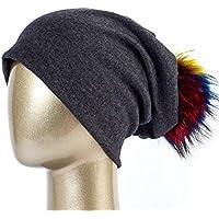 JJHR Cappelli e cappellini Berretto da Donna di Marca Geebro Berretto di  Cotone Casual Cappelli di 5f67392fe7f1
