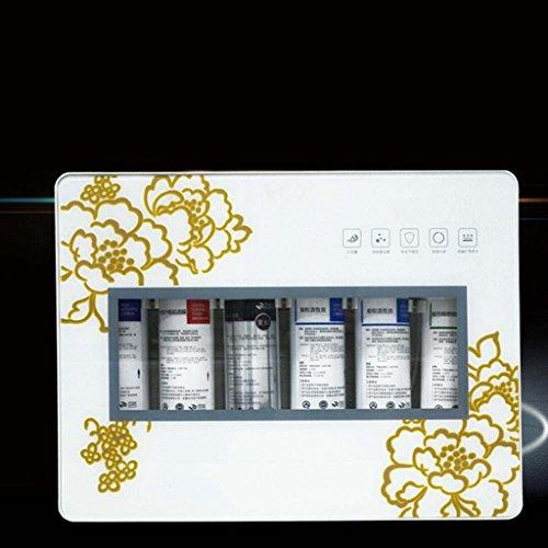 Kaxima Cocina, escala, Nivel 6, ultrafiltración purificador de agua, purificador de agua, toma de filtro, 40.4x10x32.4cm