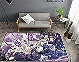 juan Teppiche Kinder Indoor Game Pad Persönlichkeit Schlafzimmer Hause rutschfeste Couchtisch Modernen Stil Teppich Anime Kissen Dekoration