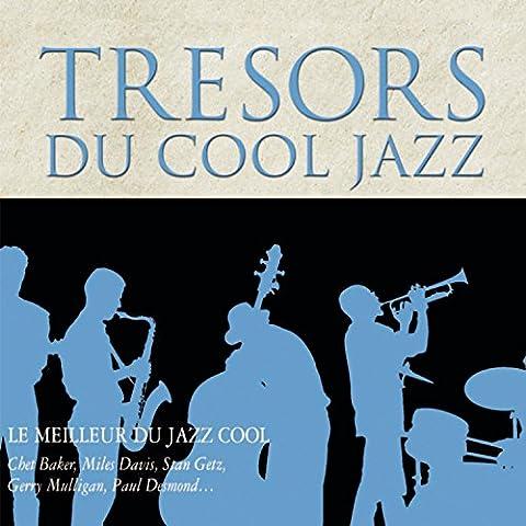Tresors Jazz - Trésors Cool Jazz (Coffret 4