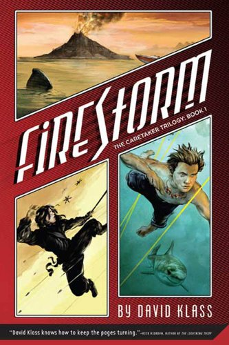 Firestorm: The Caretaker Trilogy: Book 1 (English Edition ...
