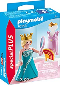 Playmobil 70153 Special Plus Princesa con maniquí, Multicolor