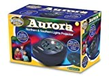 Aurora Northern & Southern Lights Projector Children Polar Regions Sensory Toy by Brainstorm