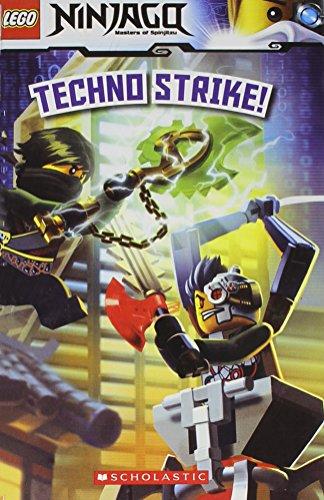 Techno Strike! (Lego Ninjago)