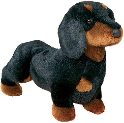 Cuddle Toys 2002 Spats DACHSHUND Dackel Teckel Hund Kuscheltier Plüschtier Stofftier Plüsch Spielzeug