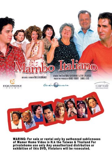 mambo-italiano-plakat-movie-poster-11-x-17-inches-28cm-x-44cm-2003-canadian