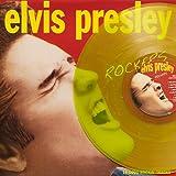 (Ltd120) Elvis Presley, Rockers, Clear Lime Vinyl