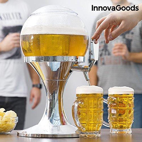 InnovaGoods Ball Dispensador de Cerveza Refrigerante