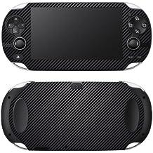 """Motivos Disagu Design Skin para Sony Playstation Vita: """"Carbon Look No.3"""""""