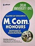 The Perfect Study Resource for - Delhi University (DU) M.COM Honours Entrance Test