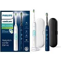Philips Sonicare hx6851/34Protect IVE- Clean 4500Brosse à dents électrique avec technologie sonique, Lot de...
