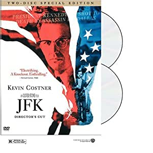 JFK (Special Edition Director's Cut) - Oliver Stone Collection [Import USA Zone 1]