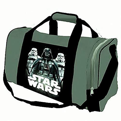 S&W Bolsa DE Deporte Star Wars Darth Vader Y Stormtroopers 44 X 25 X 21 CM