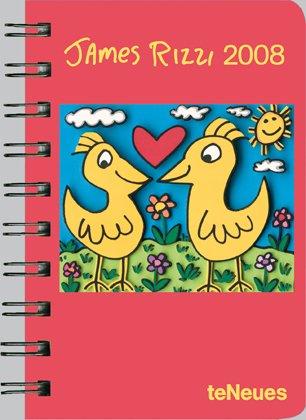 James Rizzi 2008 Calendar