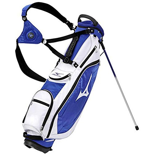Mizuno 2017 World Model Slim Bag Mens Golf Carry Bag 4-Way Divider Staff