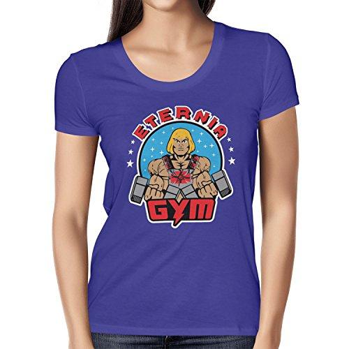 TEXLAB - Eternia Gym - Damen T-Shirt Marine