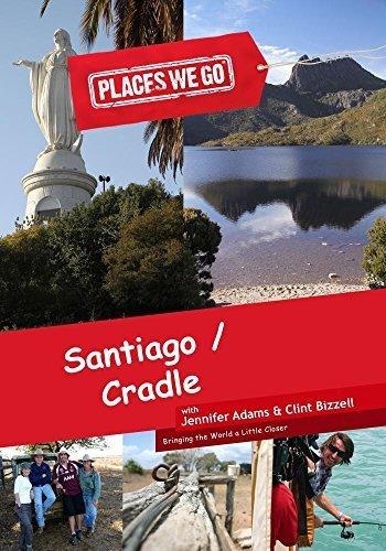 Bild von Places We Go Santiago & Valparaiso, Chile and Cradle Mountain, Tasmania by Jennifer Adams
