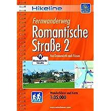 Romantische Strasse 2 Fernwanderweg: BIKEWF.DE.61