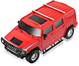 #8: Hummer Remote Control Car, Rechargeable, Full Function, Red……