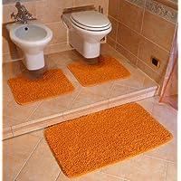 Amazon.it: parure tappeti bagno: Casa e cucina