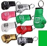 BAY® MINI Boxhandschuhe grün Schlüsselanhänger