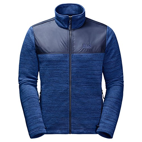 Jack Wolfskin AQUILA JACKET MEN - royal blue - L