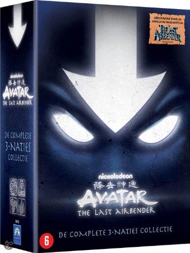 AVATAR, le dernier maître de l'air - L'intégrale - Coffret Livre 1,...