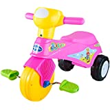 KIDS CHILDRENS BABY FIRST TRIKE BIKE TRICYCLE RED BLUE OR PINK
