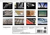 Image de Paysage graphique : Horizontales, verticales, courbes dehors, dedans, construites, naturelles mais toujours là : les lignes