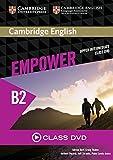 Cambridge English Empower. Class DVD (B2): Class DVD. Für Erwachsenenbildung/Hochschulen. [Alemania]