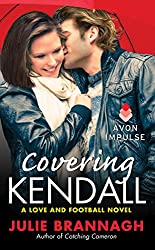 Covering Kendall: A Love and Football Novel