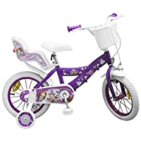 Toimsa 644 14-Inch Sofia The First Bicycle
