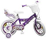 Toimsa 644 - Vélo Pour Enfant - Princesse Sofia - 14'