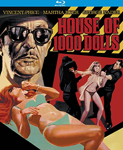House of 1,000 Dolls - Ray House Blu Doll