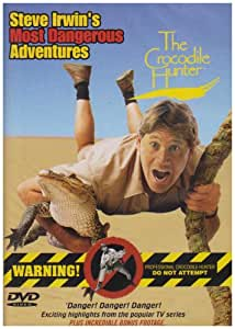 Steve Irwin's Most Dangerous Adventures [DVD]