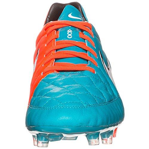 turq white crmsn neo Tiempo Fußballschuhe blk hypr Training V Fg Herren 631518 Legend Nike z17wv1