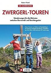 Zwergerl-Touren: Wanderungen für die Kleinsten zwischen Karwendel und Berchtesgaden