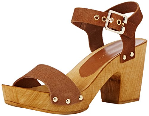 New Look Pipey, Ciabatte Donna Marrone (18/Tan)