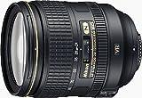 Nikon Obiettivo Nikkor AF-S 24-120 mm f/4G ED VR, Nero [Versione EU] (Ricondizionato Certificato)