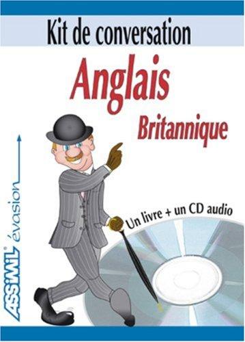 Kit conv. anglais britannique par From ASSIMIL