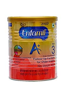 Enfamil A+ Stage 3: Follow-up Formula (12 to 24 months)