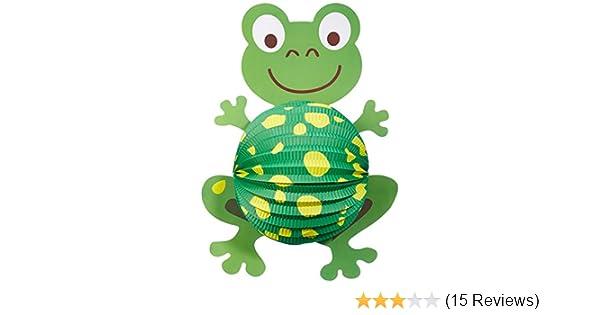 Idena 8310054 - Laterne Frosch: Amazon.de: Spielzeug