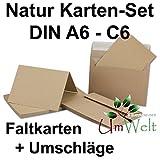 50-tlg. Kartenset DIN A6 /