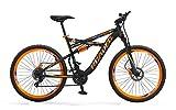 Hercules Roadeo Hannibal 26T 21 Gear Steel Mountain Cycle (Black) 18inch Frame
