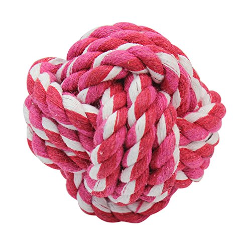 puppy-pet-dog-cat-braided-biting-rope-chewing-ball-knot-chew-toys-teeth-clean