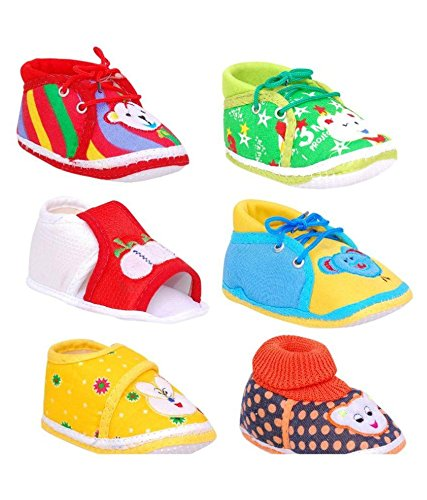 Brats N Angels Kid's Multicolor Casual Shoes -