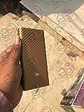#4: Gadgets WRAP Xiaomi Mi Power Bank 20000mAH Gold Carbon Skin for Mi Power Bank