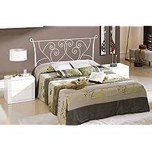 tete de lit fer forge. Black Bedroom Furniture Sets. Home Design Ideas