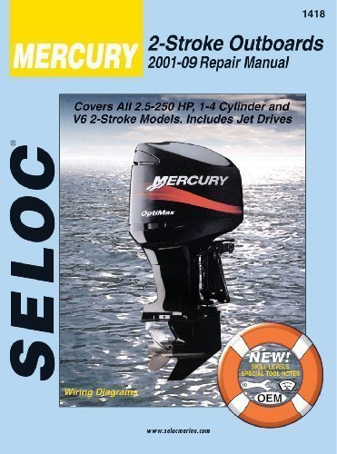 mercury-mariner-outboards-2001-2009-all-2-stroke-models-by-seloc-2006-paperback