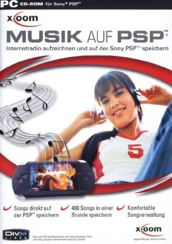 X-OOM Musik auf PSP